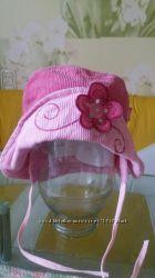 Шапка шляпа для девочки