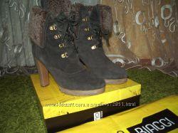 Ботинки зима  Antonio Biaggi  р. 38