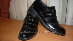 Новые туфли-ботинки пр-во Польша р. 37, стелька 24 см