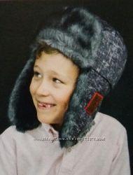 Зимняя шапка ТМ DemboHouse для мальчика р. 50. Новая коллекция