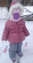 Зимняя куртка ТМ Бемби р. 86