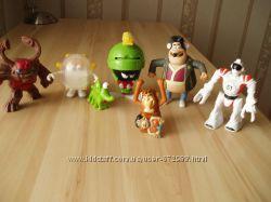 Игрушки из Макдональдса, серии и отдельно