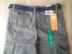 Стильные шорты на мальчика размер 12 Lee оригинал