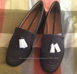 Стильные кожаные туфли Carlton London
