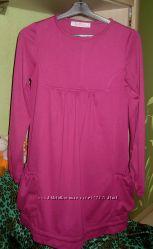продам красивое тёпленькое платье для беременных