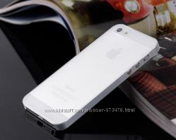 Чехол на Iphone 5 5s ультратонкий