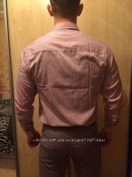 Рубашка Pierre cardin L новая с Англии