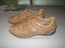 Кожаные туфли, кроссовки Ecco