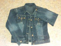 Курточка джинсовая. 48-50р. XL.