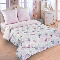 Красивое постельное белье - Поплин