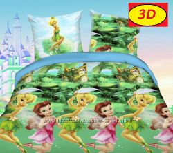 Детская постелька  для принцес и принцев