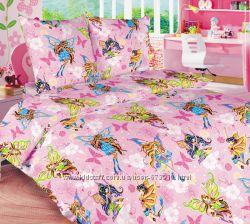 Детская постелька для девочек