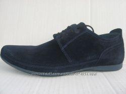 Стильные туфли натур. замшнатру. кожа Van Kristi мод. 321