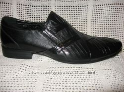 Туфли TEZORO оригинал натур. кожа  мод. 06-19