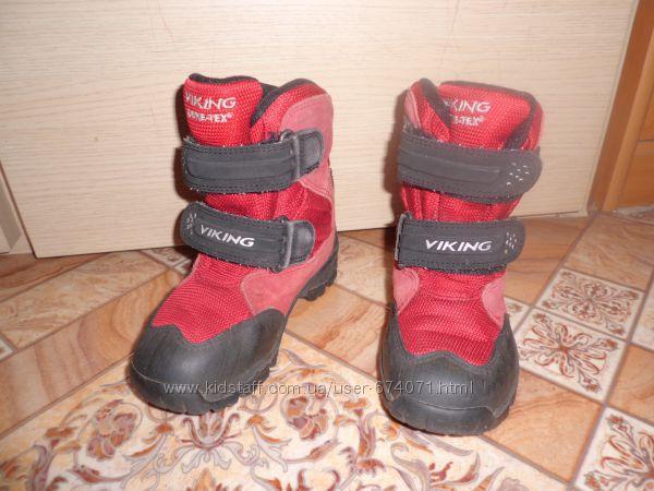 Зимние термо-ботинки   VIKING   Gore-Tex