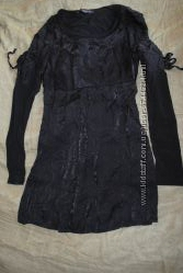 Маленькое черное платье Junker Jeans