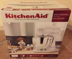 KitchenAid Artisan Новый Миксер KSM150PS 325W 4. 7 л.