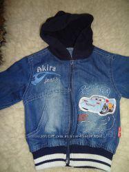 джинсовый пиджак Akira