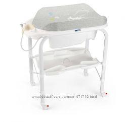 Пеленальный стола с ванночкой Cam Cambio soft