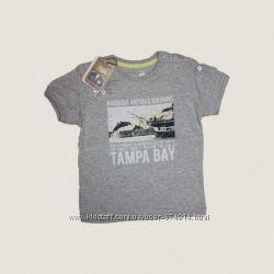 Tampa Bay футболка для мальчика в цвете серый меланж Streets Gang распродаж