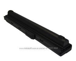 Аккумулятор батарея ноутбук ASUS A32-K52 A42, B53 повышенной емкости 7800mA