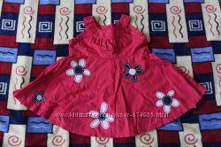 Детское платье, сарафан Next baby, 3 мес