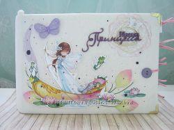Альбом с феями - подарок для принцессы
