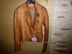 Куртка Stradivarius размер S-XS оригинал косуха кожанка