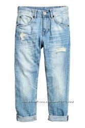 Стильные джинсы H&M  13-14 и 14