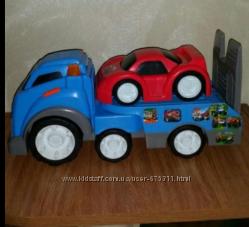 Транспортер эвакуатор keenway