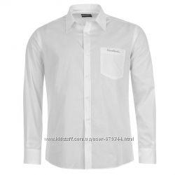 Рубашки PIERRE CARDIN. Белые. Новые