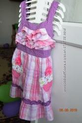 Платье для девочки 2-3 г YOUNGLAND