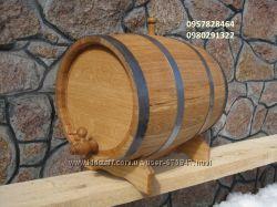 Бочка дубовая для напитков