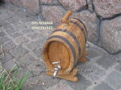 Дубовый анкер овальная бочка для напитков