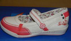 Туфли для девочки 35р. 23см