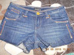 Суперские шорты хлопок и джинс OGGi