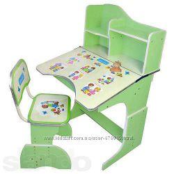 Парта  стул Bambi 2070-02-7, 2071UK-03
