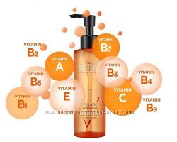 Гидрофильное очищающее масло с витаминами Scinic Vita Ade Cleansing Oil
