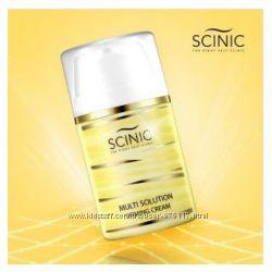 Антивозрастной крем с колагеном Scinic Multi Solution firming Cream, 50 мл