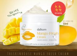 Увлажняющий витаминный крем с соком манго THE SKIN HOUSE Mango Fresh Cream