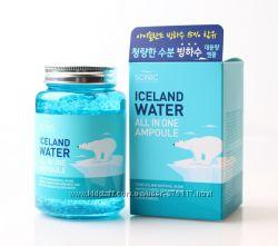 Увлажняющая сыворотка Scinic Iceland Water All in One Ampoule, 250мл