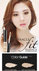 Жидкий консилер Miracle Fit Essence Concealer SPF30PA Secret Key, 6g