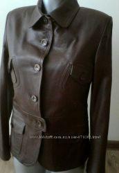 Кожаная куртка. Ручная работа. Италийская кожа.