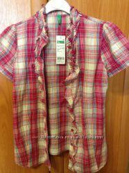 Блузки школьные, регланы, футболки  для девочки