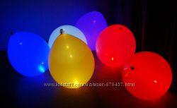 Світлодіод, светодиод, LED светящиеся шарики