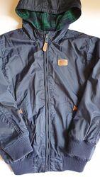 Демисезонная куртка ветровка 128 см