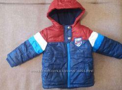 Продам куртку REBEL для мальчика 9-12 месяцев