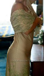 Шикарное пляжное платье от поля готье