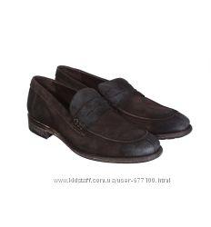Итальянские кожанные туфли Bagatt