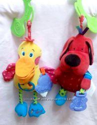 Подвески Ks Kids Голодный пеликан и Патрик.
